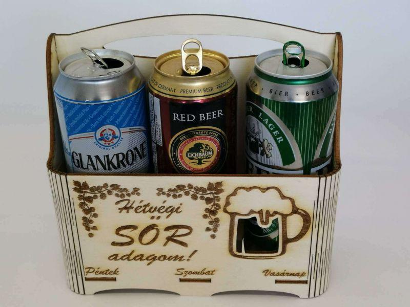 Hétvégi sör adagom