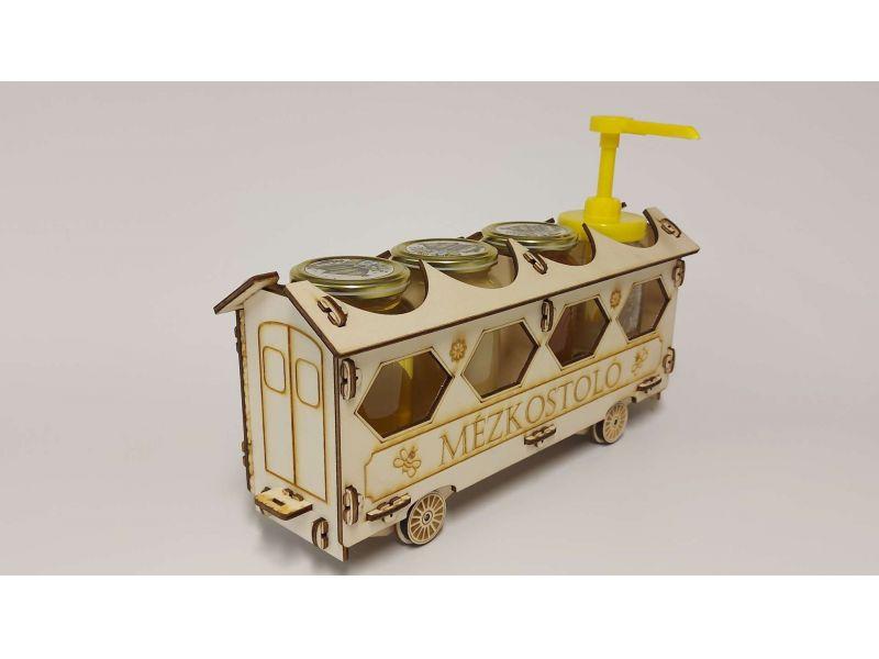 Méz kostoló vagon